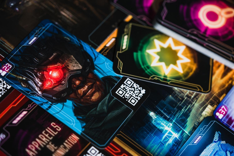 Chronicles of crime 2400 luckyduckgames jeu de société boardgame