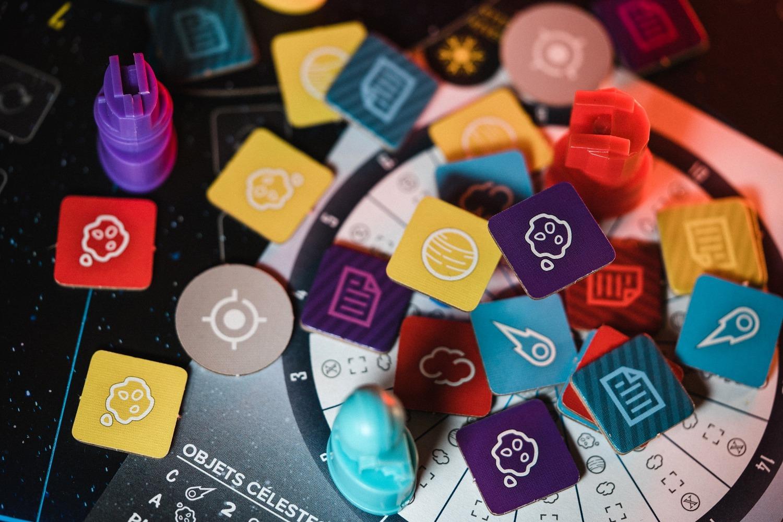 A la recherche de la planète X Origames Renegade