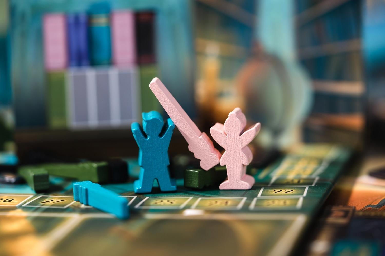 Atheneum renegade origames boardgame
