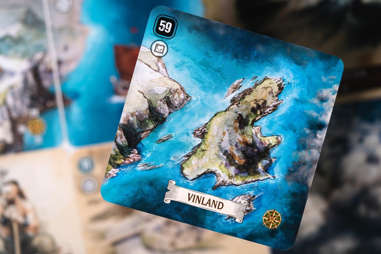 Cartaventura Blam Vinland