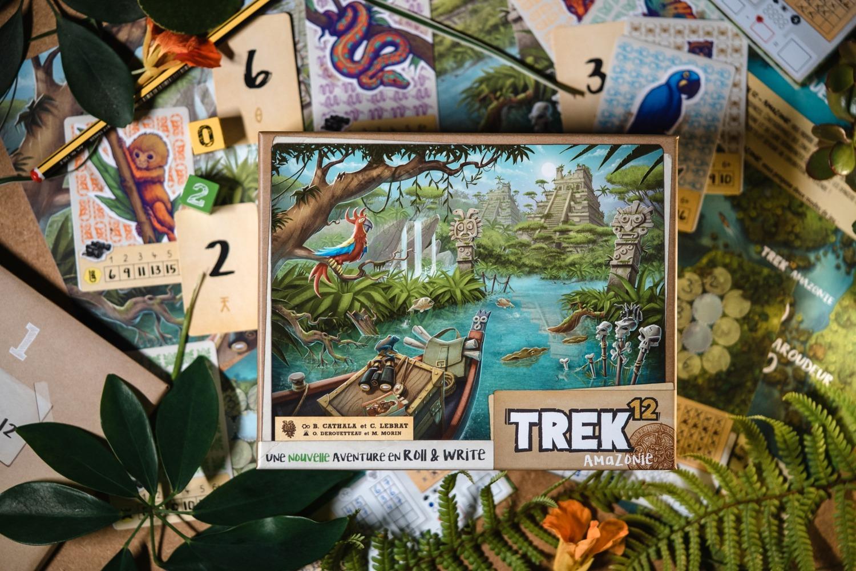 Trek 12 Amazonie Lumberjacks studio